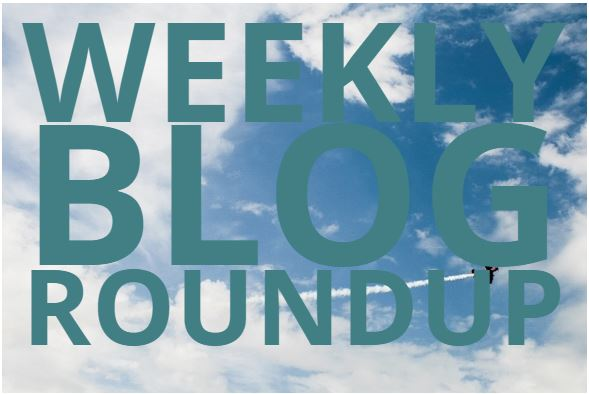 weekly blog roundup 9-14-2014