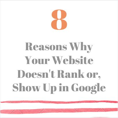 8-reasons-why-your-website-doesn-rank-showup-on-google